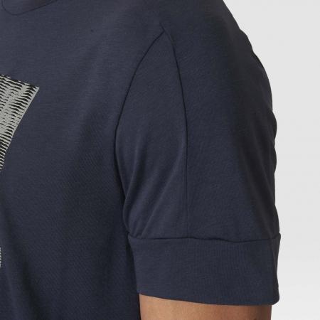 Koszulka męska - adidas ID FLASH TEE - 8