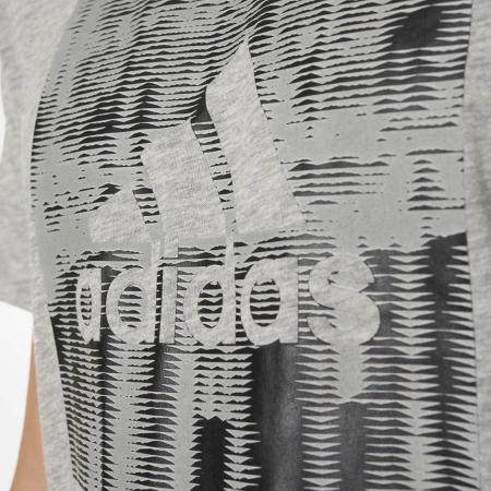 Koszulka męska - adidas ID FLASH TEE - 7