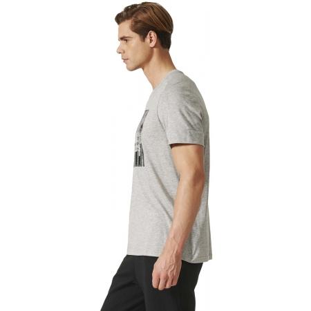 Koszulka męska - adidas ID FLASH TEE - 12