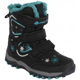 Alpine Pro KABUNI - Obuwie zimowe dziecięce