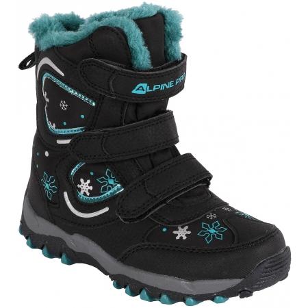 Obuwie zimowe dziecięce - Alpine Pro KABUNI - 1