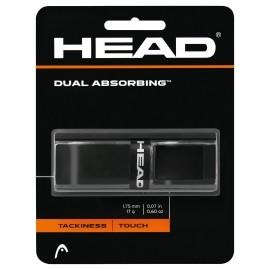 Head Dual Absorbing black - Owijki podstawowe