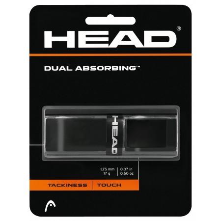 Dual Absorbing black – Owijki podstawowe - Head Dual Absorbing black