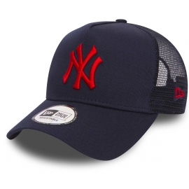 New Era TRUCKER LEAGUE NEW YORK YANKEES - Klubowa czapka typu trucker męska