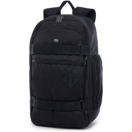 Vans M TRANSIENT III SKATE BACKPACK Black - Plecak