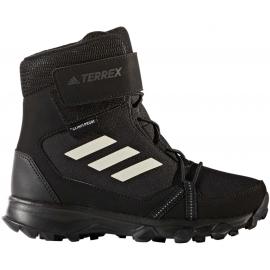 adidas TERREX SNOW CF CP CW K - Obuwie trekkingowe dziecięce