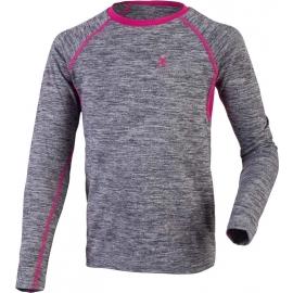 Klimatex ELINE - Koszulka termoaktywna z długim rękawem dziecięca