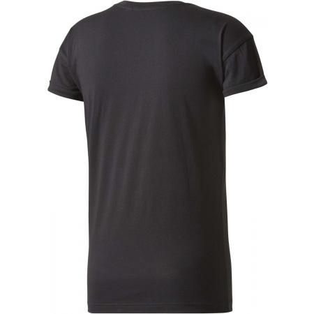 Koszulka męska - adidas ESS CATEGORY REGULAR TEE - 2