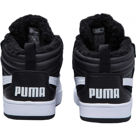 Obuwie miejskie dziecięce - Puma REBOUND STREET V2 FUR PS - 7