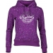 Russell Athletic HOODED SWEAT WITH ALLOVER PRINT