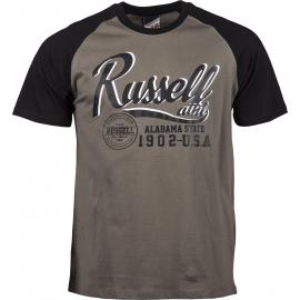 Russell Athletic KOSZULKA MĘSKA RAGLAN - Koszulka męska