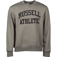 Russell Athletic CREW NECK TACKLE TWILL SWEATSHIRT - Bluza męska