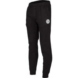 Russell Athletic CUFFED PANT WITH SMALL ROSETTE detail