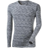 Progress MG CHAOS BLACK - Koszulka termoaktywna męska