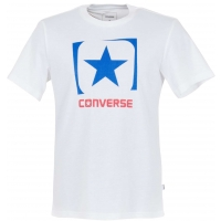 Converse MESH BOXSTAR FILL T - Koszulka męska