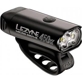 Lezyne MICRO DRIVE 450XL - Lampka rowerowa przednia