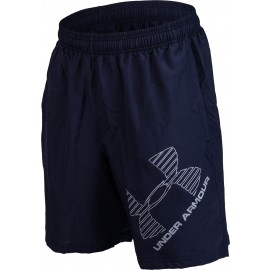Under Armour INTL GRAPHIC WOVEN SHORT - Spodenki męskie