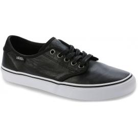 Vans WM CAMDEN DELUXE Leather Black