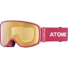 Atomic REVENT S FDL STEREO - Gogle narciarskie
