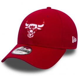 New Era 9FORTY FELT CHICAGO BULLS - Klubowa czapka z daszkiem