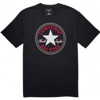Converse CORE CHUCK PATCH TEE - Koszulka męska