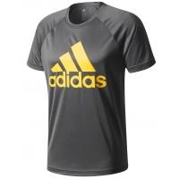 adidas D2M TEE LOGO - Koszulka męska