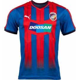 Puma FC VIKOTRIA PLZEŇ 2017/2018 - Koszulka piłkarska