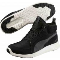 Puma ST TRAINER EVO DEMI V2 CORDUROY - Zimowe obuwie miejskie męskie