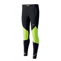Mizuno STATIC WIND TIGHT - Spodnie elastyczne męskie