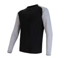 Sensor MERINO ACTIVE PT LOGO - Koszulka funkcjonalna męska