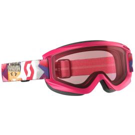 Scott JR AGENT AMPLIFIER - Gogle narciarskie dziecięce