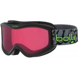 Bolle VOLT BLACK FRAFFITI - Gogle narciarskie dziecięce