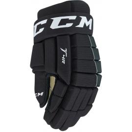 CCM TACKS 4R III YT - Rękawice hokejowe dziecięce