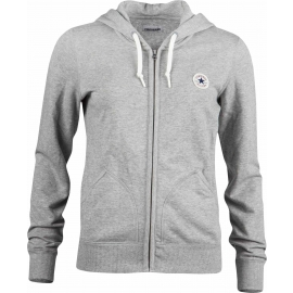 Converse CORE FULL ZIP HOODIE - FT - Bluza damska