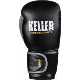 Keller Combative RĘKAWICE BOKSERSKIE CHARGE - Rękawice bokserskie