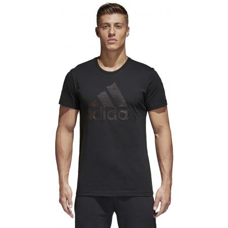 Koszulka męska - adidas ID BOS - 1
