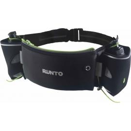 Runto RT-DUO pas + 2 butelki - Sportowy pas biodrowy