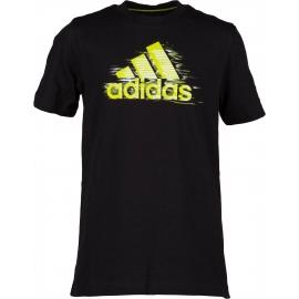 adidas KIDS ATHLETICS TEE - Koszulka sportowa dziecięca