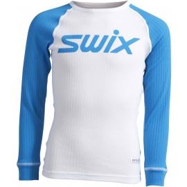 Swix RACE X - Koszulka z długim rękawem dziecięca