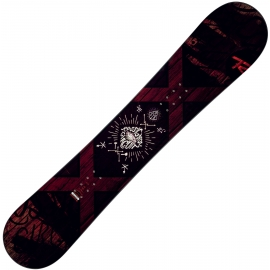 Rossignol SET CIRCUIT WIDE + BAT M/L - Deska snowboardowa z wiązaniami