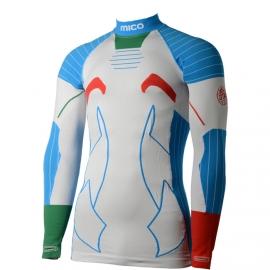 Mico MOCK SHIRT OFFICIAL ITA LINE - Koszulka termoaktywna męska