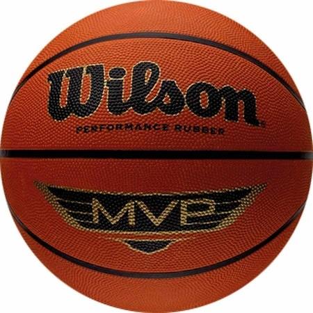Piłka do koszykówki - Wilson MVP Traditional Series