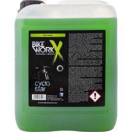 Bikeworkx CYKLO STAR BIKE 5 L