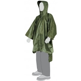 Tatonka PONCHO - Płaszcz przeciwdeszczowy