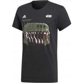 adidas BOBA FETT - Koszulka męska