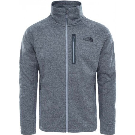 Bluza męska - The North Face CANYONLANDS FULL ZIP M - 3