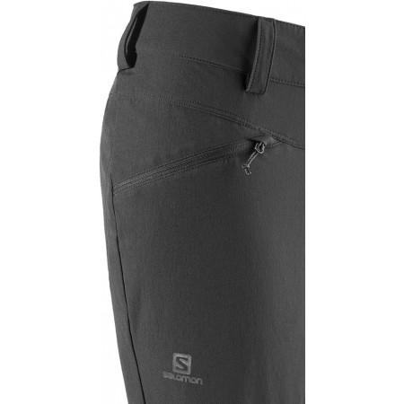 Spodnie turystyczne damskie - Salomon WAYFARER LT PANT W - 5