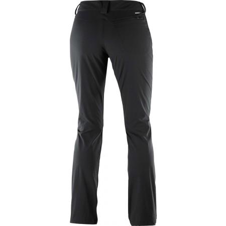 Spodnie turystyczne damskie - Salomon WAYFARER LT PANT W - 3