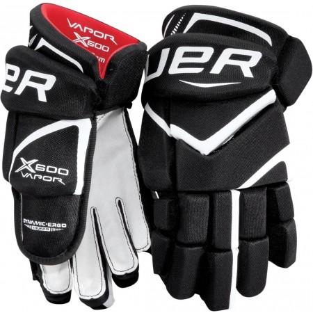 Rękawice hokejowe juniorskie - Bauer VAPOR X600 JR EURO