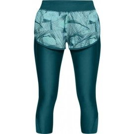 Under Armour ARMOUR FLY FAST PRNT SHAPRI - Spodenki do biegania 2 w 1 damskie